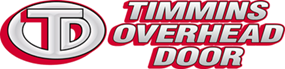 Timmins Overhead Door Logo